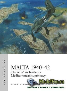 Osprey - Air Campaign 4 - Malta 1940-1942