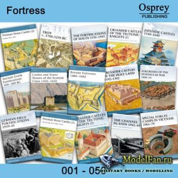 Osprey - Fortress (1-50 выпуски)