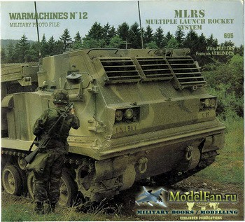 Verlinden Publications - Warmashines №12 - MLRS (Multiple Launch Rocket Sys ...