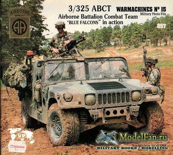 Verlinden Publications - Warmashines №15 - 3/325 ABCT: Airborne Battalion C ...