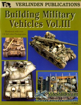 Verlinden Publications №1816 - Building Military Vehicles Vol.VIII