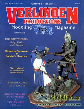 Verlinden Publications - Modeling Magazine (Volume 8 Number 1)