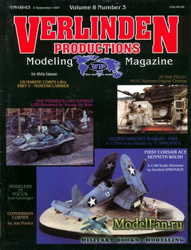 Verlinden Publications - Modeling Magazine (Volume 8 Number 3)