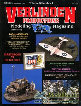 Verlinden Publications - Modeling Magazine (Volume 8 Number 4)