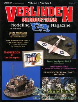 Verlinden Publications - Modeling Magazine (Volume 8 Number 4)
