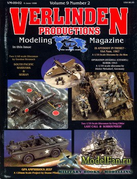 Verlinden Publications - Modeling Magazine (Volume 9 Number 2)
