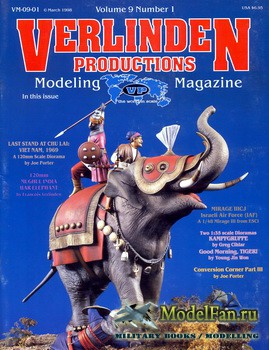 Verlinden Publications - Modeling Magazine (Volume 9 Number 1)