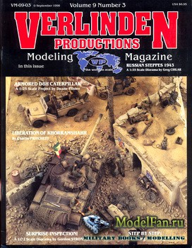 Verlinden Publications - Modeling Magazine (Volume 9 Number 3)