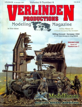 Verlinden Publications - Modeling Magazine (Volume 9 Number 4)