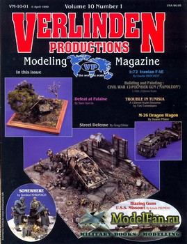 Verlinden Publications - Modeling Magazine (Volume 10 Number 1)