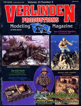 Verlinden Publications - Modeling Magazine (Volume 10 Number 3)