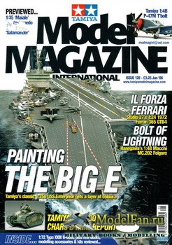 Tamiya Model Magazine International №128 (June 2006)