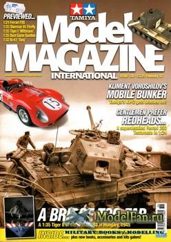 Tamiya Model Magazine International №136 (February 2007)