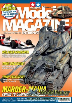 Tamiya Model Magazine International №159 (January 2009)