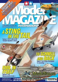 Tamiya Model Magazine International №168 (October 2009)