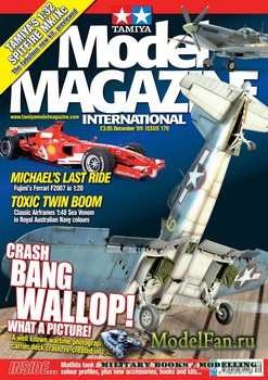 Tamiya Model Magazine International №170 (December 2009)