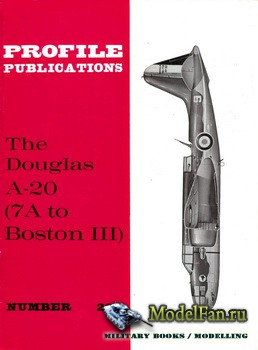 Profile Publications - Aircraft Profile №202 - The Douglas A-20 (7A to Bost ...