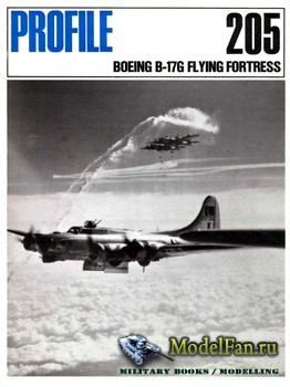 Profile Publications - Aircraft Profile №205 - The Boeing B-17G Flying Fort ...