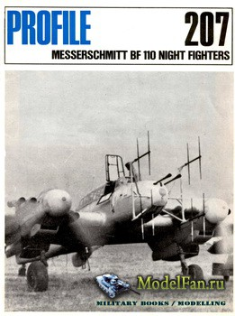 Profile Publications - Aircraft Profile №207 - The Messerschmitt Bf 110 Night Fighters