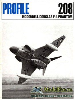 Profile Publications - Aircraft Profile №208 - The McDonnell Douglas F-4 Phantom