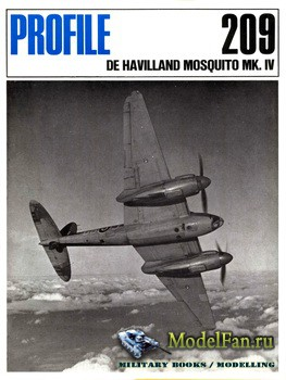 Profile Publications - Aircraft Profile №209 - De Havilland Mosquito Mk.IV