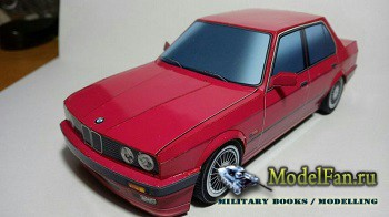 Kirzik - BMW 325i E30 - 7 вариантов цвета кузова