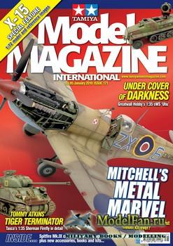 Tamiya Model Magazine International №171 (January 2010)