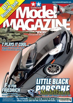 Tamiya Model Magazine International №176 (June 2010)