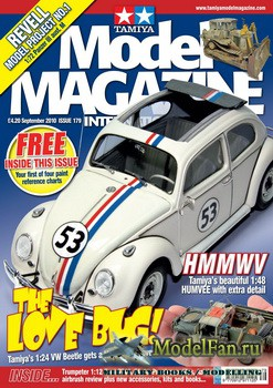 Tamiya Model Magazine International №179 (September 2010)