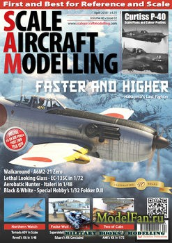 Scale Aircraft Modelling (April 2018) Vol.40 №2
