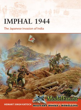 Osprey - Campaign 319 - Imphal 1944