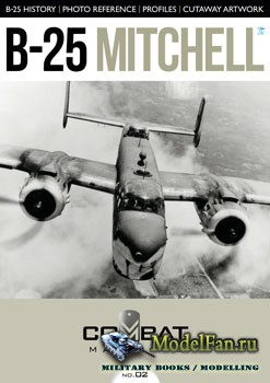 Combat Machines №2 - B-25 Mitchel