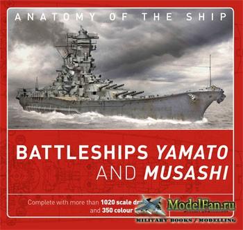 Battleships Yamato and Musashi (Janusz Skulski, Stefan Draminski)
