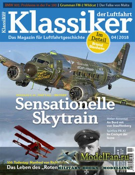 Klassiker der Luftfahrt №4 2018