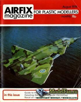 Airfix Magazine (August 1974)