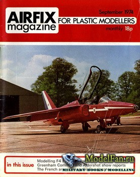 Airfix Magazine (September 1974)