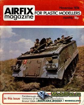 Airfix Magazine (November 1974)