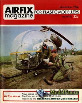 Airfix Magazine (December 1974)