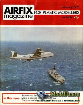 Airfix Magazine (January 1975)