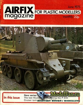 Airfix Magazine (June 1975)
