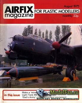 Airfix Magazine (August 1975)
