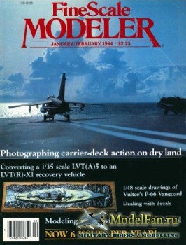 FineScale Modeler Vol.2 №2 (January/February) 1984