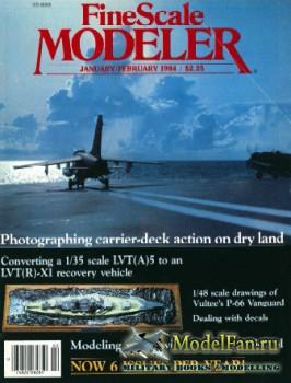 FineScale Modeler Vol.2 №2 (January/February) 1984