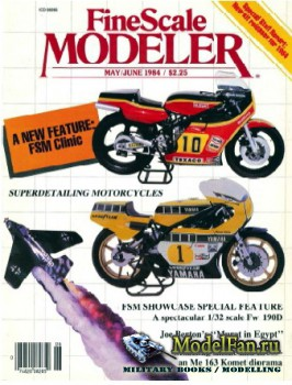FineScale Modeler Vol.2 №4 (May/June) 1984