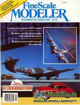 FineScale Modeler Vol.2 №7 (November/December) 1984