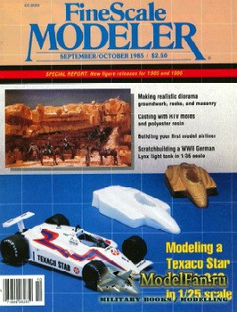 FineScale Modeler Vol.3 №5 (September/October) 1985