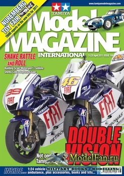 Tamiya Model Magazine International №186 (April 2011)