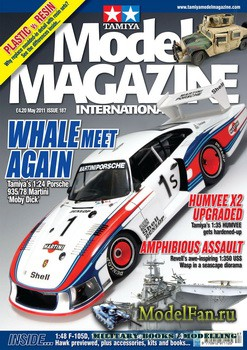 Tamiya Model Magazine International №187 (May 2011)