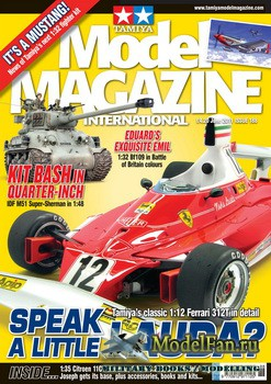 Tamiya Model Magazine International №188 (June 2011)