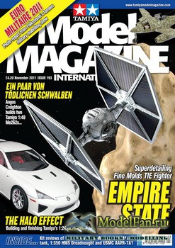 Tamiya Model Magazine International №193 (November 2011)